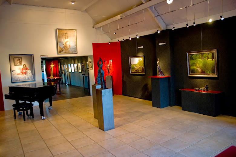 Galerie Pictura Exposities