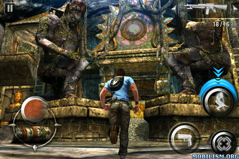 Shadow Guardian HD v1.x.x Android apk game