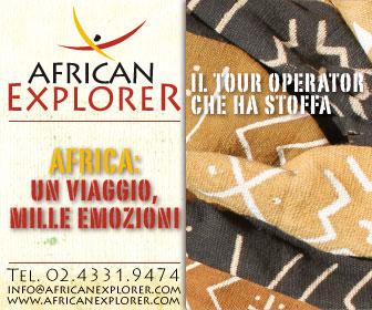 I paradisi dell'Africa con...