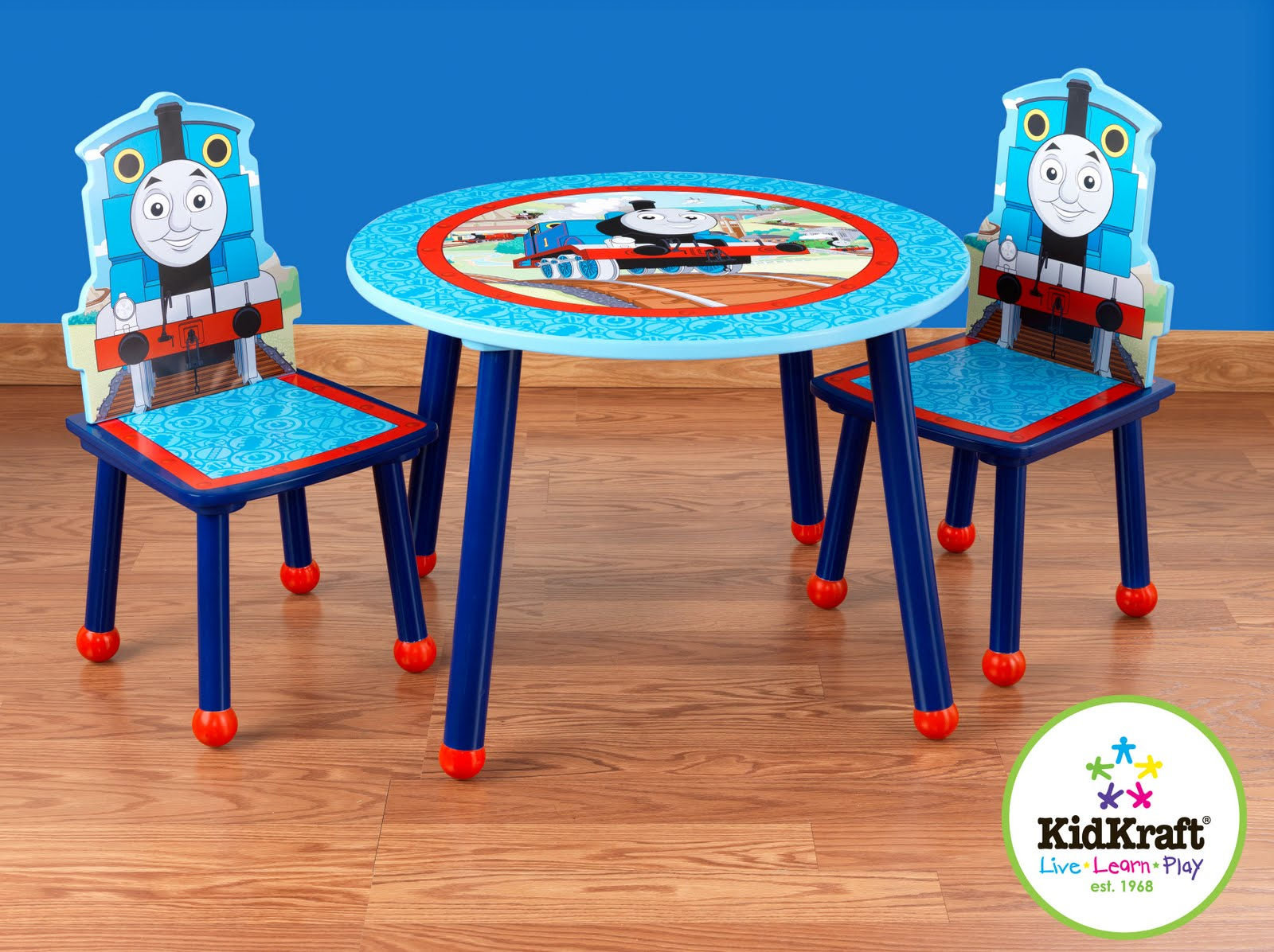 Superb Kidkraft Thomas And Friends Furniture Finds Success Full Steam Ahead