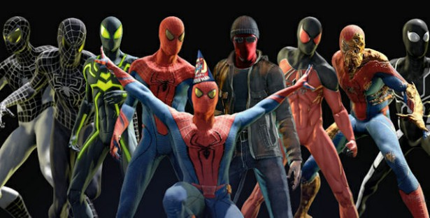 The Amazing Spider-Man Podría Llegar A PlayStation Vita