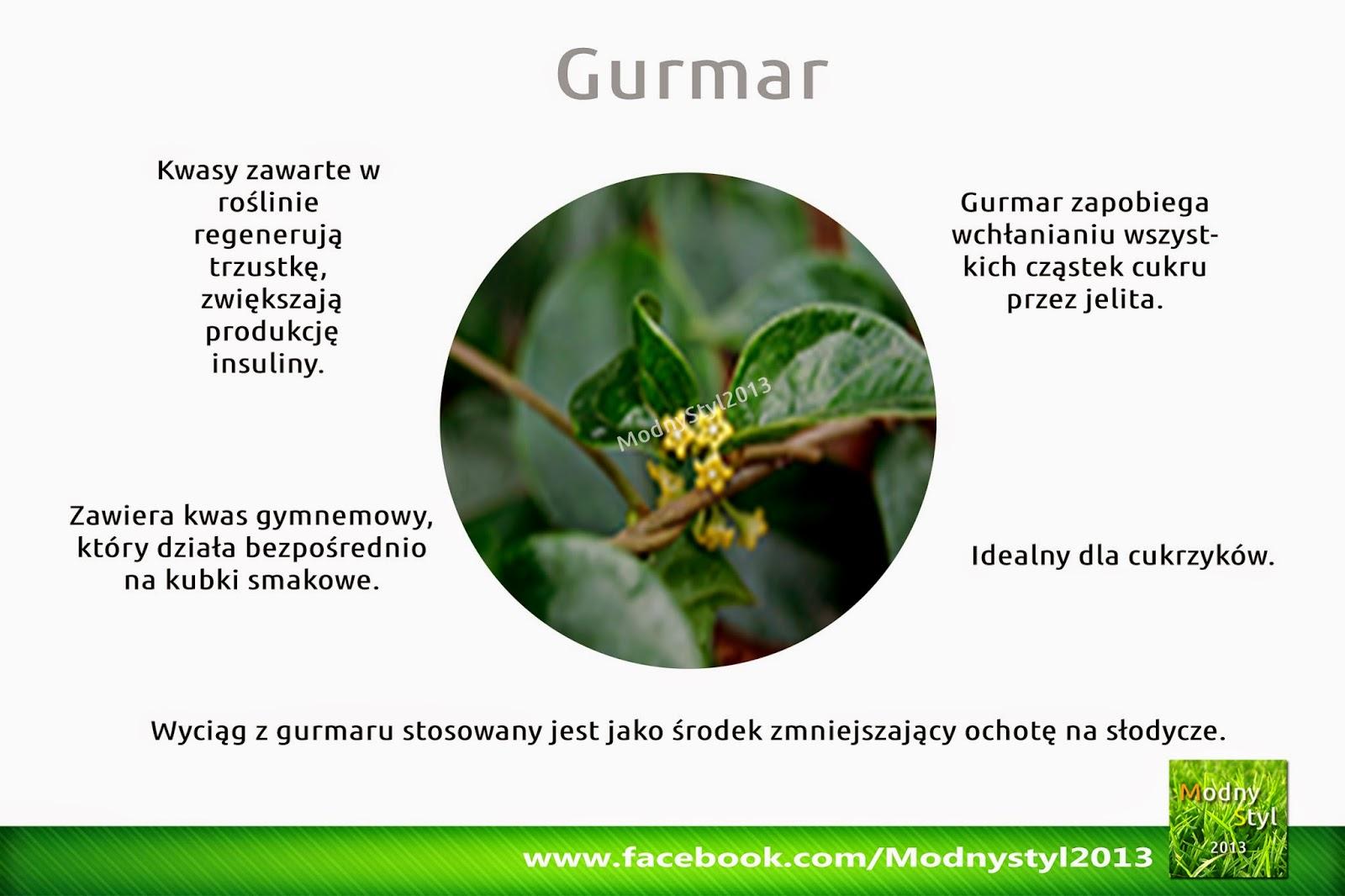 Gurmar - roślina lecznicza dla cukrzyków.