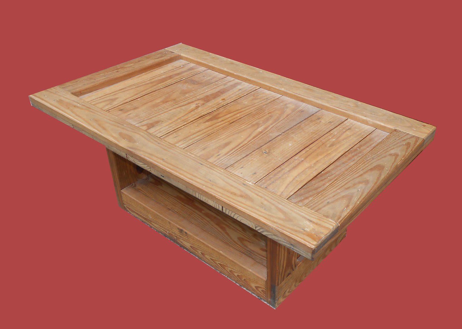 Uhuru Furniture Collectibles This End Up Living Room Table Set