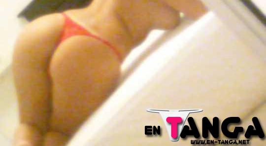 Karen Tu Chica Hot en tanga (Galería de Fotos)