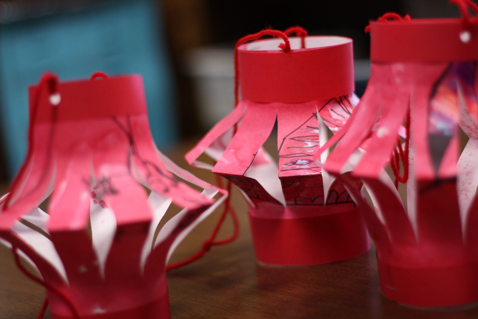 Chinese new year ideas for the kindergarten fairy dust for Chinese lantern ideas