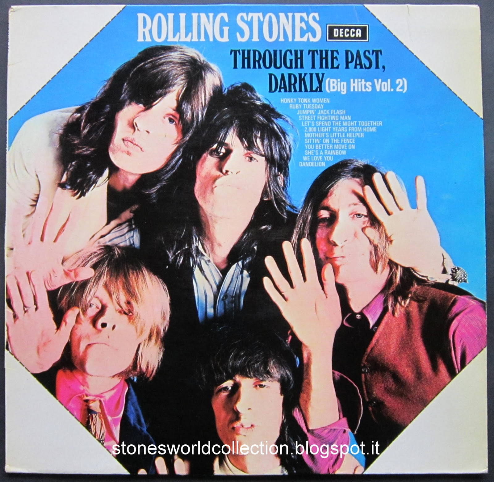 Stonesworldcollection through the past darkly do it yourself through the past darkly do it yourself version of the octagonal cover western germany decca red boxed label royal sound copies pressed for sale in usa solutioingenieria Gallery