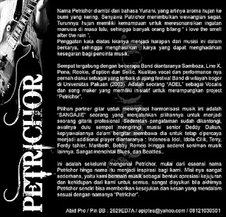 Petrichor+ +Florenthia Free Download Mp3 Lagu Petrichor Florenthia