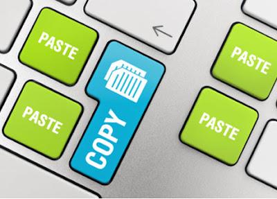 Cara Menyalin Blog yang Tidak Bisa di Copy Paste