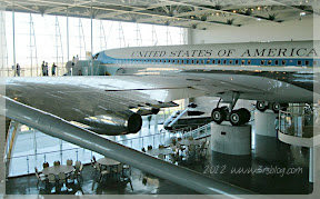 Air Force One @ Reagan Library