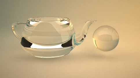 Ds Max Glass Material Tutorial