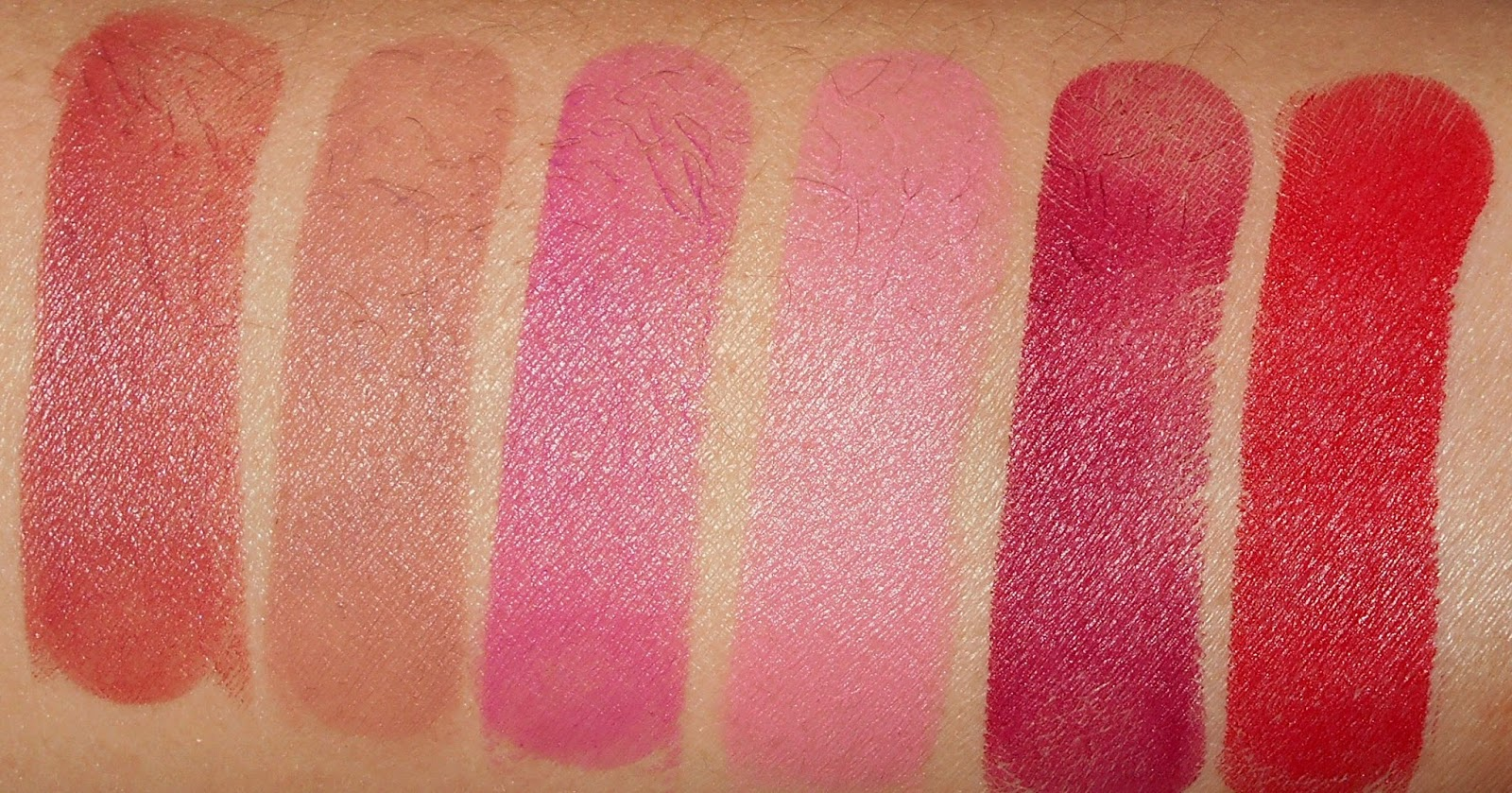 Jordana Cosmetics Modern Matte Lipsticks! ( New Shades!)