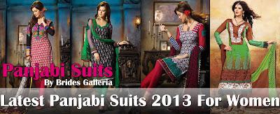 Punjabi Suits 2013-2014