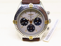 BREITLING CALLISTO CHRONOGRAPH MEDIUM SIZE - MANUAL WINDING CAL 1873