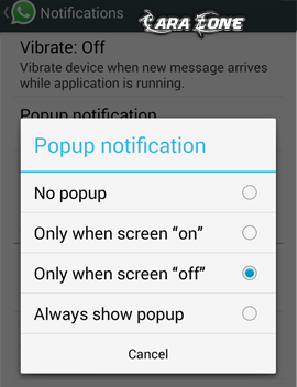 Cara Menonaktifkan Tanda Centang Biru WhatsApp