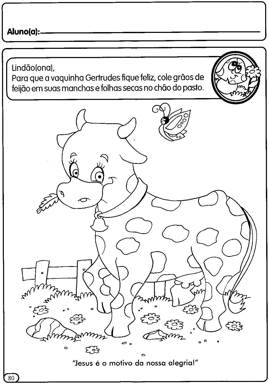 Atividades Para O Maternal   Atividades Para A Educa    O Infantil   3