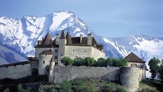 Castello di Gruyere