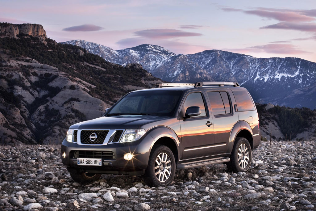 2012 Nissan Navara ~ Automotive Todays
