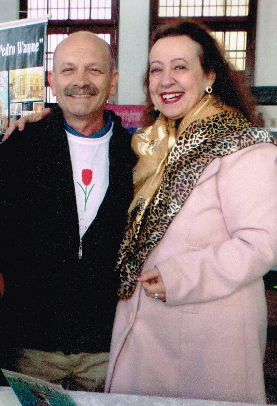 Manoel Ianzer e Marcia Duro Mello