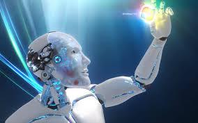 Logic Viewers Robotic Wallpaper