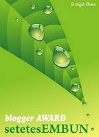 award1-setetes embun