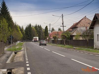 Strada Stefan cel Mare - Toplita
