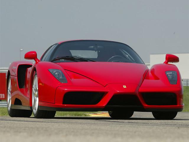 Gambar Mobil Sport Ferrari Enzo 21