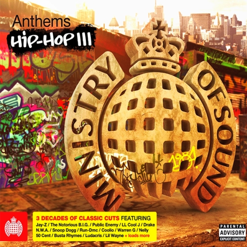 Ministry of Sound: Anthems Hip Hop III