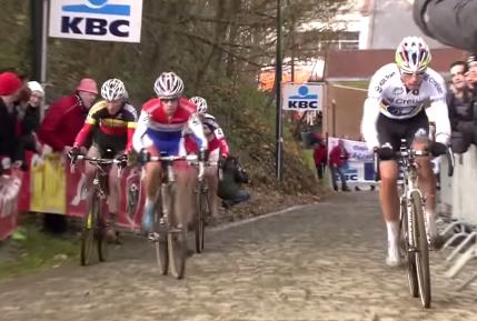 Cyclo-cross des raisons 2013