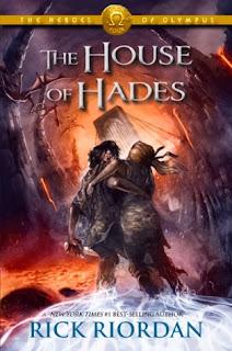 Héros de l'Olympe, La maison d'Hadès, Rick Riordan