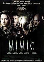 MIMIC Película Completa HD 720p [MEGA] [LATINO]