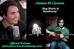 James M Carson