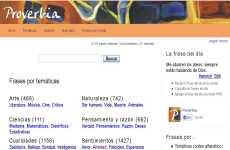 Proverbia.net: frases, citas, refranes y proverbios online