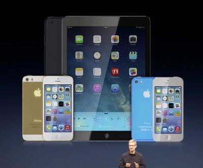 iPhone dan iPad Laris, Apple Untung USD 13,1 Miliar