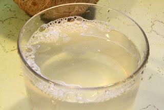 Dạ dày khìa nước dừa