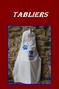 TABLIERS