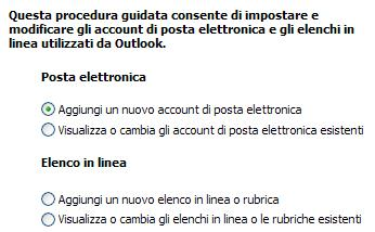 LEGGERE LA POSTA MSN CON OUTLOOK