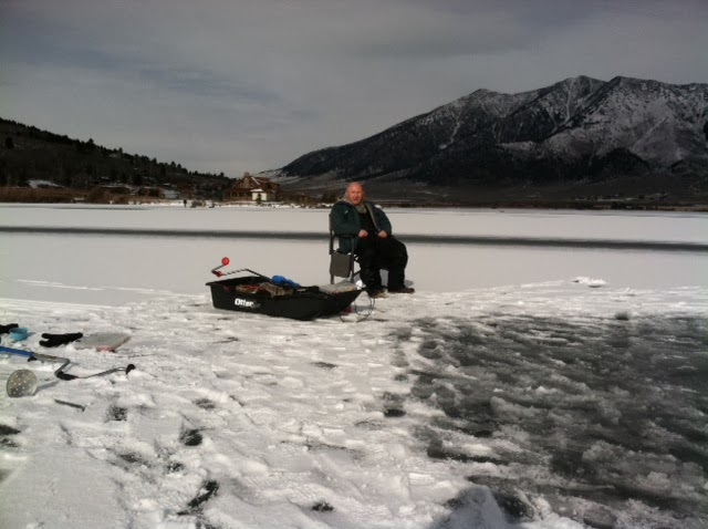 Idaho pursuit ice fishing is coming for Idaho ice fishing report
