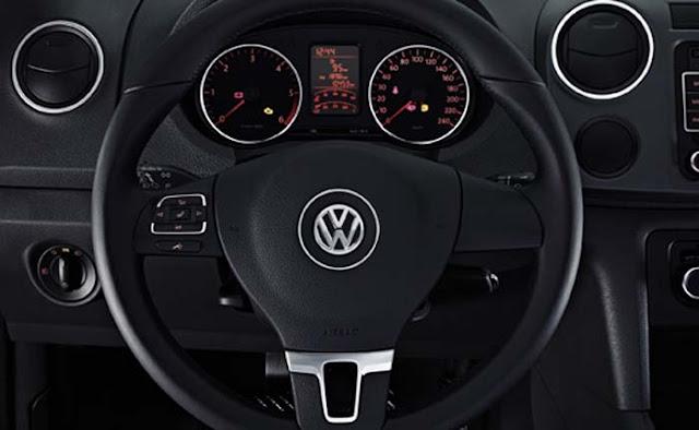 VW Amarok 2012 - volante