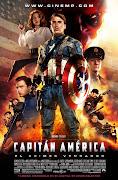 EL RINCON DEL ARTISTA: CAPITAN AMERICA capitan america