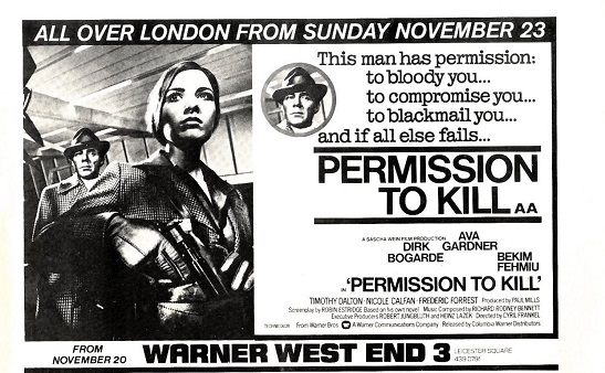 """Permission to Kill""  (1975)"