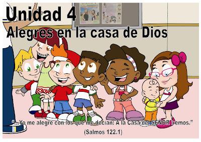 Ebi panama unidad 4 alegres en la casa de dios - Casa de los espiritus alegres ...