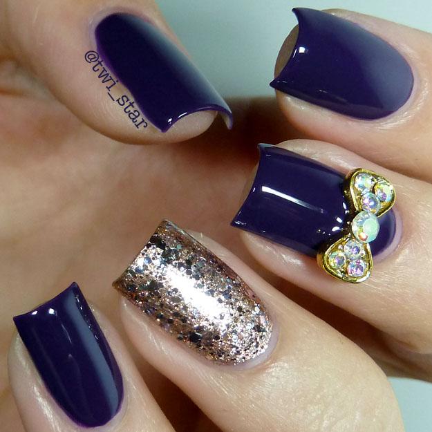 twi-star | Nail Art Blog: Julep Margarita Reiko and Clio