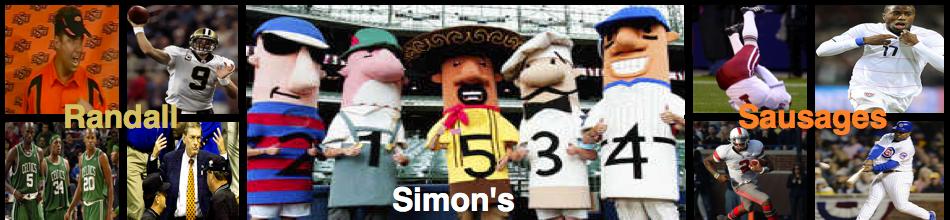 Randall Simon's Sausages