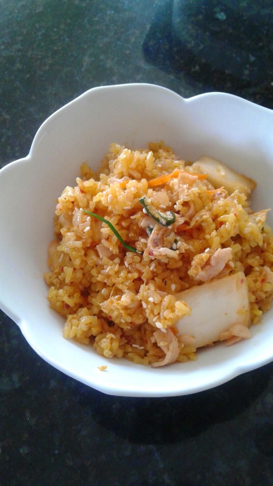 Little Corner Of Mine Kimchi Fried Rice Easy Version