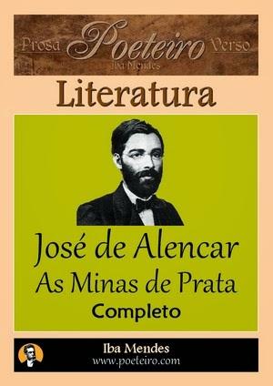 Jose de Alencar - As Minas de Prata (Completo)