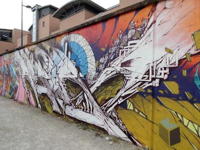 graffiti de Akira