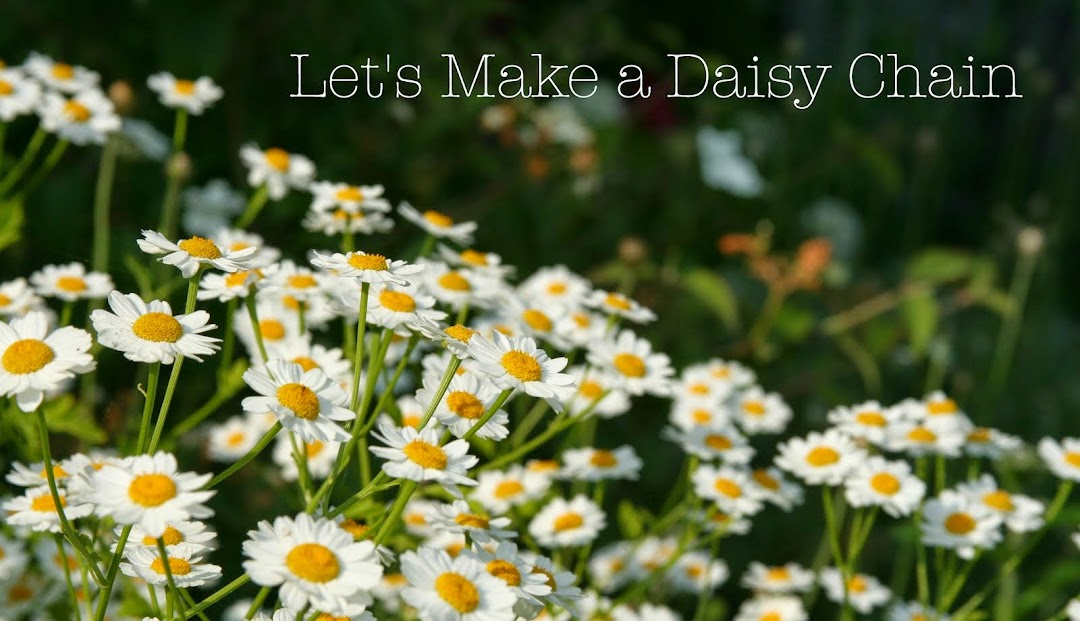 let's make a daisy chain