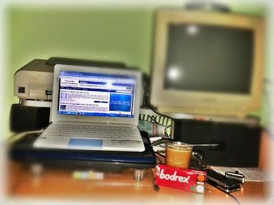Bodrex Teman Setia Blogger