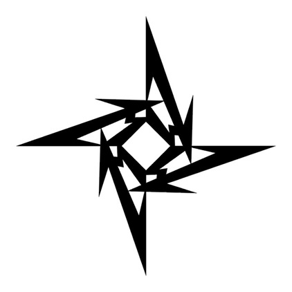 simple tattoo designs. tribal tattoo ideas.