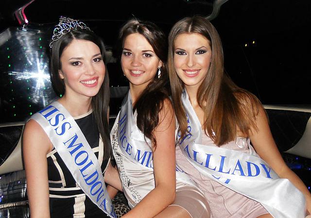 Miss Moldova 2011 Veronica Popovici